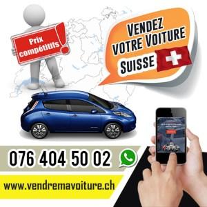 Vendez votre voiture Suisse rapidement