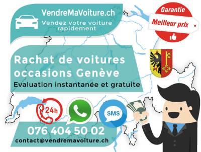Vendez votre voiture Genève évaluation gratuite et rapide