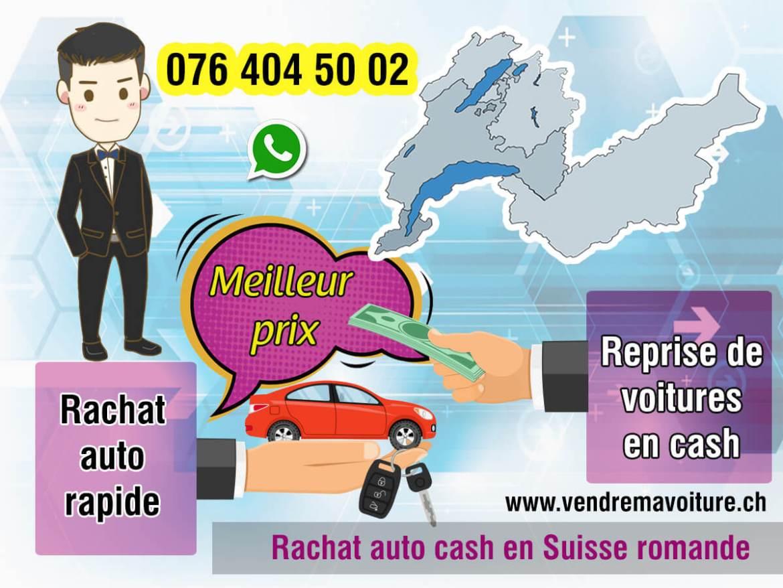 Rachat auto cash Suisse