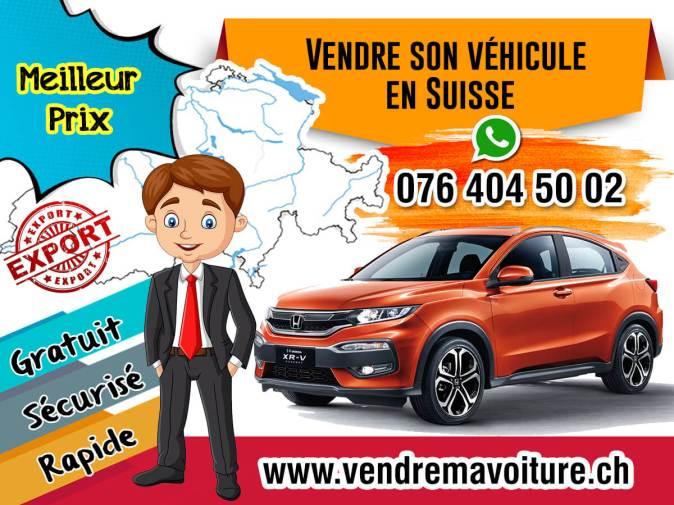 Vendre son véhicule en Suisse