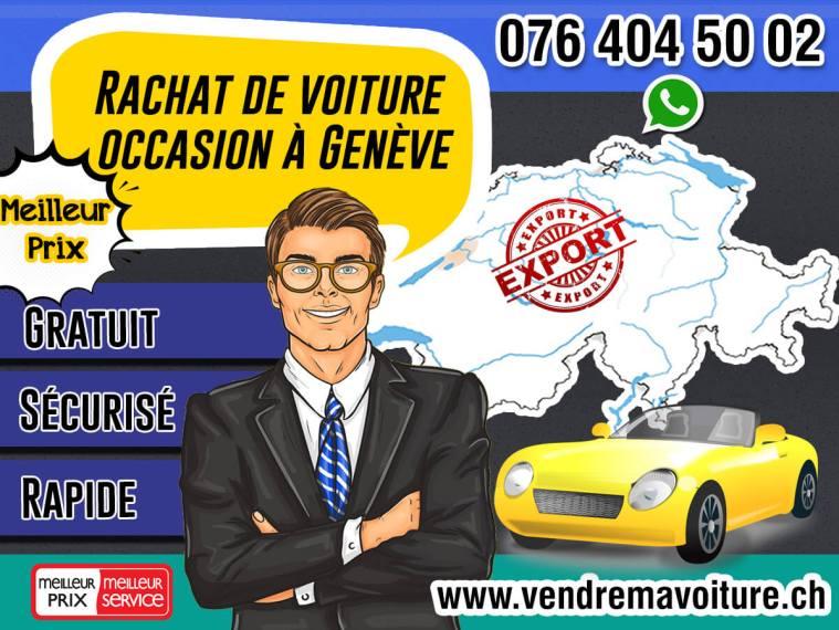 Rachat de voiture occasion à Genève