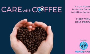 <b>CareWithCoffee Launch @ SengKang General Hospital</b>