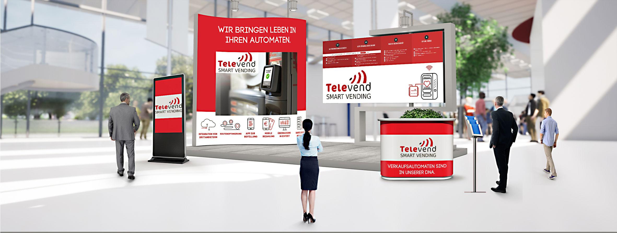 Televend Vendtra Vending Trade Festival Deutschland
