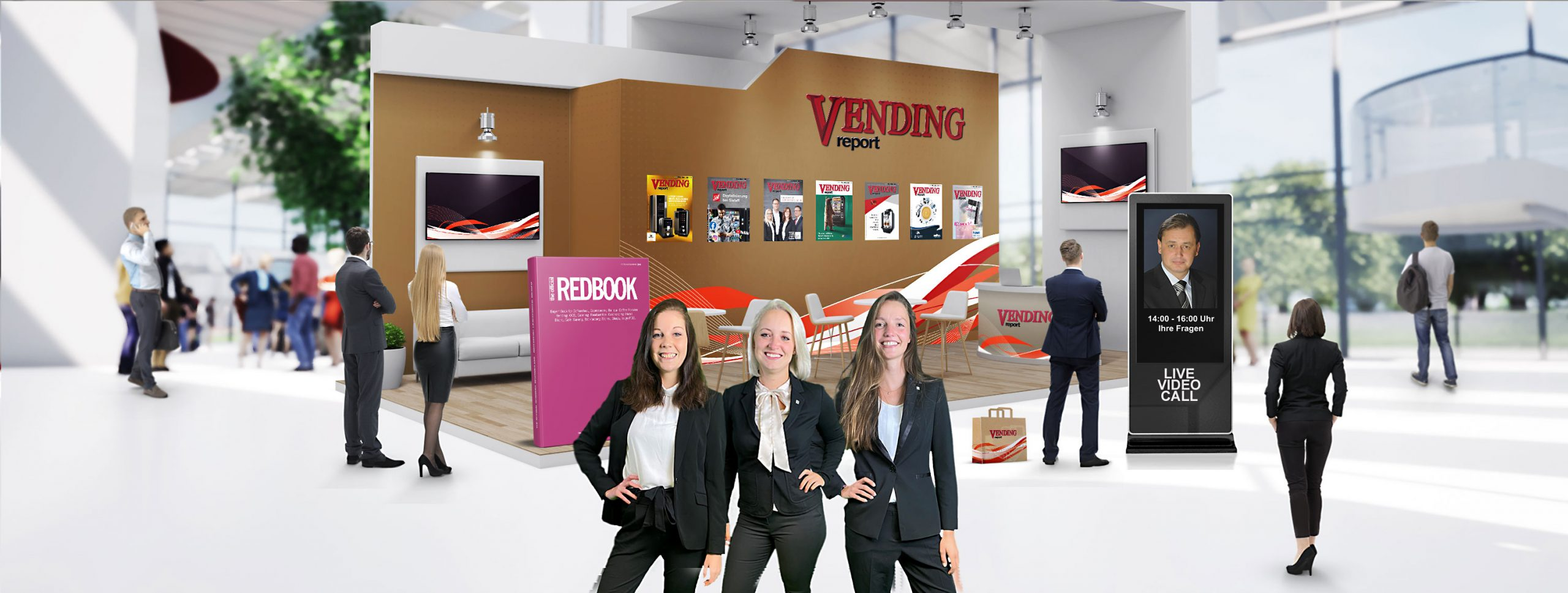 Vending Report Vendtra Vending Trade Festival Deutschland