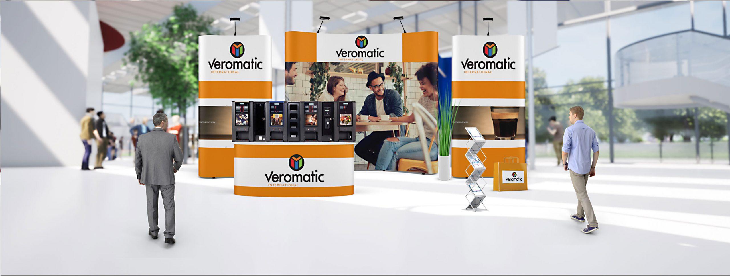 Veromatic Vendtra Vending Trade Festival Deutschland