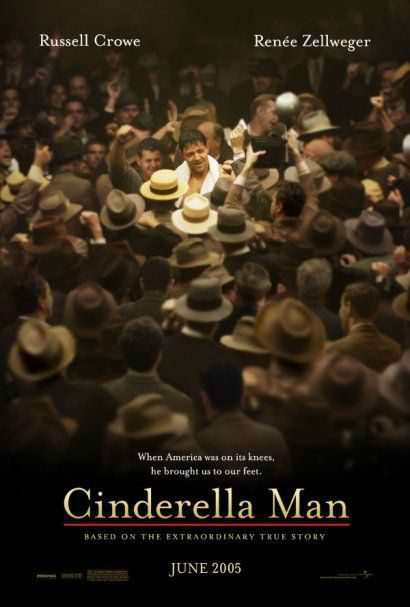cinderella man Most Inspiring, Educating and Motivating Movies i ever watched