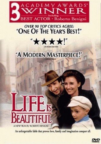life is beautiful0 Most Inspiring, Educating and Motivating Movies i ever watched