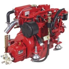 Beta-Kubota merimoottori