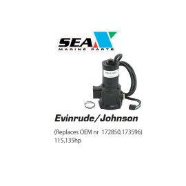 Evinrude/Johnson trimmimoottori 115, 135hp. 173596 Johnson trimmimoottori