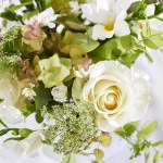 Rose White 25 Flower, Venera Flowers, online flower delivery dubai