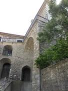 Particolare di Palazzo Gallicchio