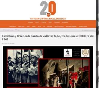 http://www.duepuntozeronews.it/news/musicaspettacolo/avellino-il-venerdi-santo-di-vallata-fede-tradizione-e-folklore-dal-1541/
