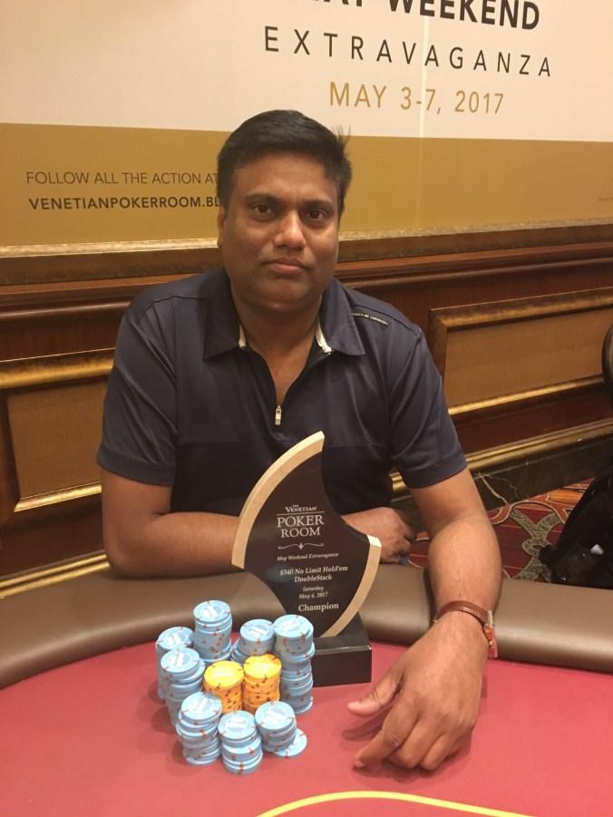 Raj Winner
