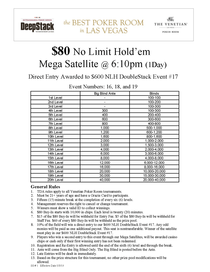 DSE III $80 NL Mega Satellite