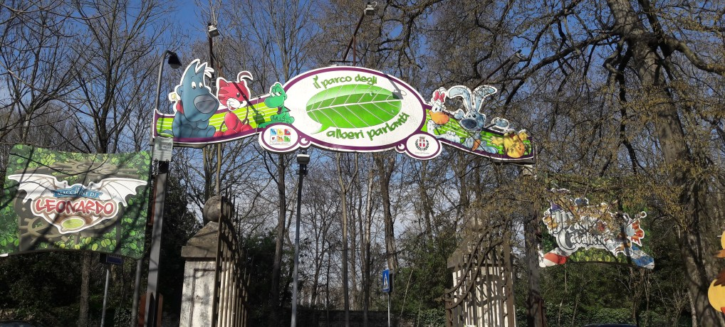 Scoperta e divertimento al Parco degli Alberi Parlanti di Treviso