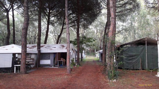 camping spina