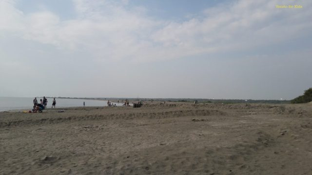 spiaggia camping spina