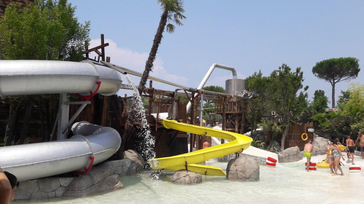 Caneva AquaPark: scivoli per grandi e bambini