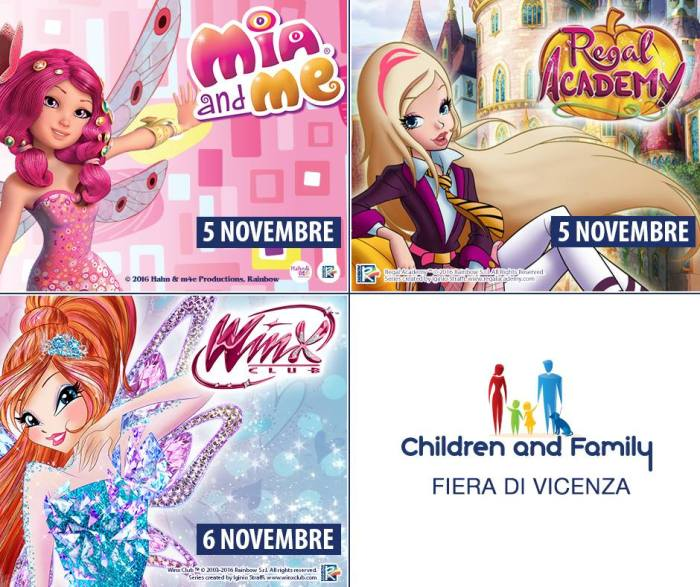children & family vicenza