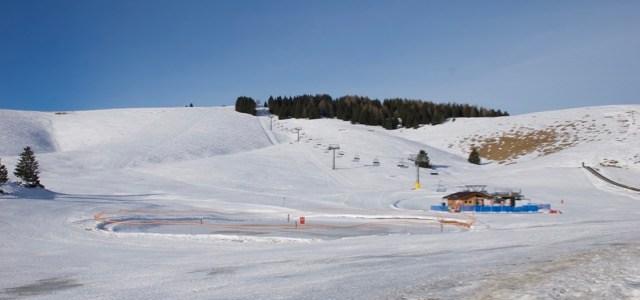 Altopiano di Asiago: sulla neve in Val Formica in camper