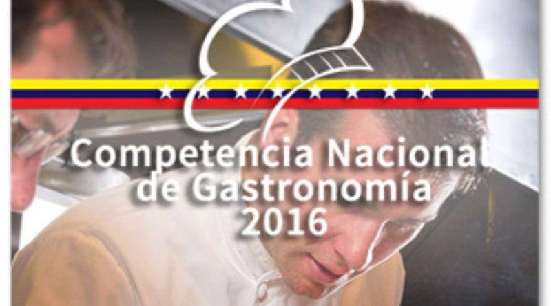 Copa Culinaria Puerto La Cruz 2016