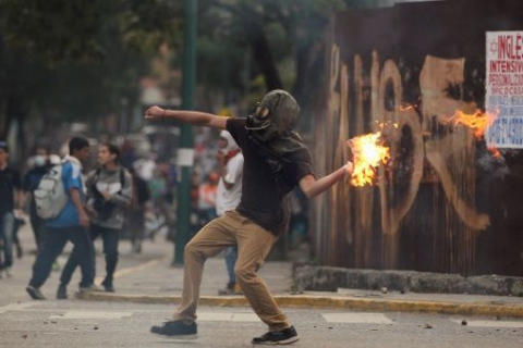 Image result for Caracas riots