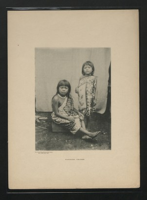 Enfants waiomgomo