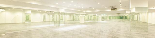 カルド渋谷のホットヨガスタジオ