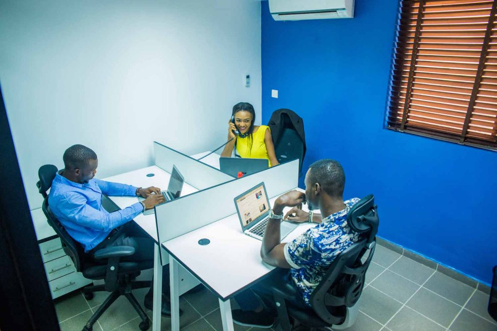 Serviced office at Venia Business Hub