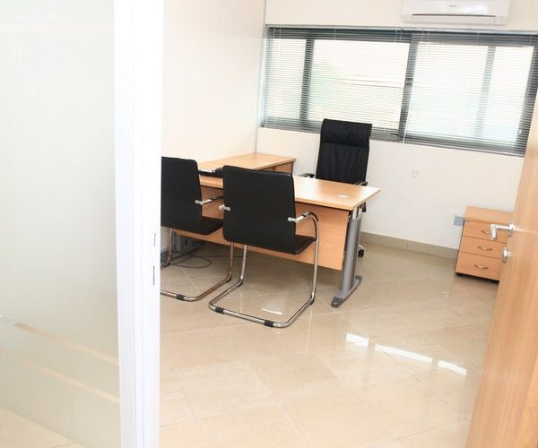 Affordable & Flexible serviced office & coworking spaces in Lagos for startups