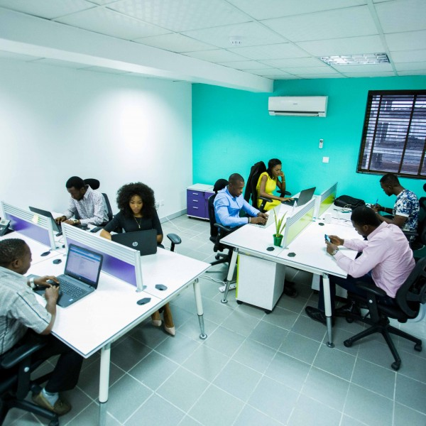 Affordable & Flexible serviced office in Lagos
