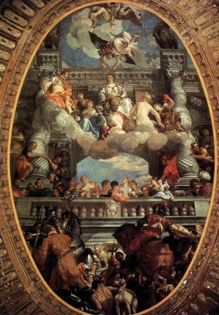 Hallie Karangelen, The Power of Venice as Exemplified by the Interior of the Palazzo Ducale