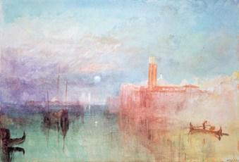 Erin Seage, Moonrise: Venice through Turner's Eyes