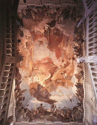 Yasmeen Bakri, Giovanni Battista Tiepolo: An Examination of Apollo and the Continents at the Wurzburg Residenz