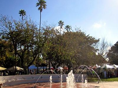 VBF-fountain