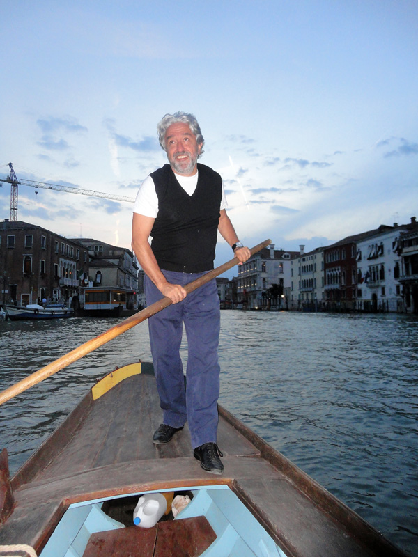 Venetian rowing lessons (1/2)