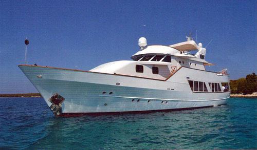 Boat and Breakfast a Venezia su uno yacht di lusso (1/4)