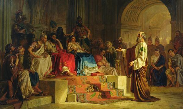 Paul in Caesarea | The Voice 10.10: March 8, 2020