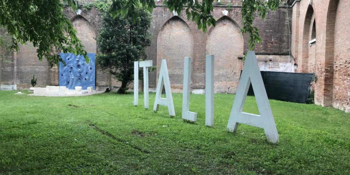 Biennale Architettura venicefineart Federica Repetto