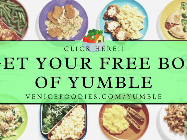 Easy Recipes For Kids + Yumble!