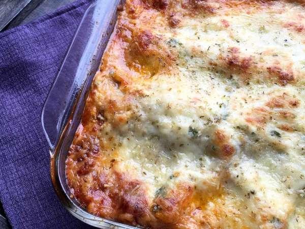 5 Cheese Lasagna