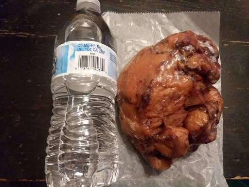 Apple Fritter Yummies Donuts