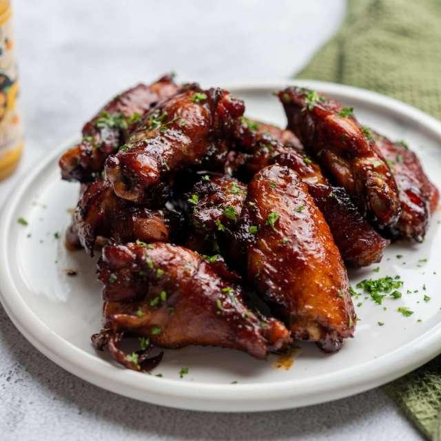 Air Fryer Surinamese Chicken with Su Yum Foods