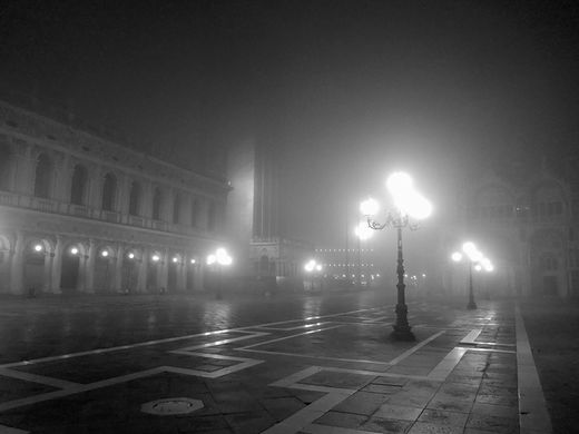 Venezia nella Nebbia  Venice Wiki la guida collaborativa di Venezia