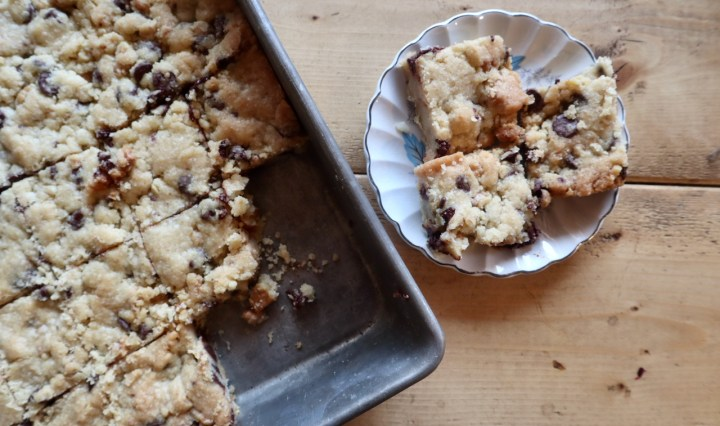 egg free cookies butter sugar flour chocolate walnuts
