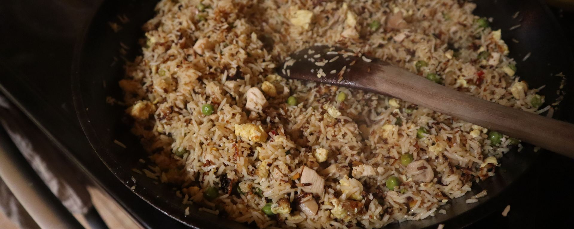 Freezer Meal Fried Rice
