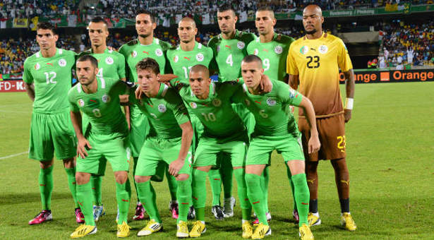 équipe-dalgérie