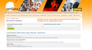 Sport expo2016_ villedevenissieux