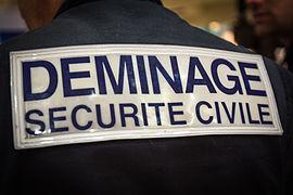 deminage civile police