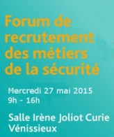 forum de recrutement securitémai2015